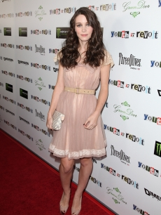 Rooney Mara hits the red carpet at the premiere of Youth in Revolt at Mann Chinese 6 in Los Angeles, on January 6, 2010
