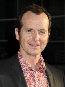 "Denis O'Hare attends the Season 3 premiere of HBO's ""True Blood"" at ArcLight Cinemas Cinerama Dome, Hollywood, June 8, 2010"