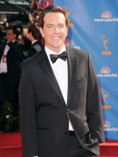 Ed Helms arrives at the 62nd Annual Primetime Emmy Awards held at the Nokia Theatre L.A. Live in Los Angeles on August 29, 2010