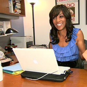 Behind The Scenes: Shaun Robinson Channels Joy Behar