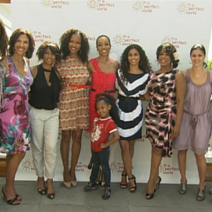 Shaun Robinson's 'I Am Perfect - Exactly As I Am' Event'