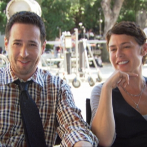Behind The Scenes: Rob Morrow & Maura Tierney's 'The Whole Truth'