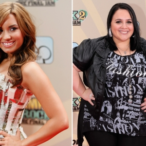 Demi Lovato & Nikki Blonsky Hit The 'Camp Rock 2: The Final Jam' Premiere, New York