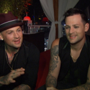 Joel Madden On New Family Pet: 'The Cat Stares Me Down'