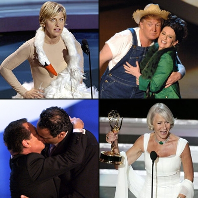 Top 10 Most Memorable Emmy Moments