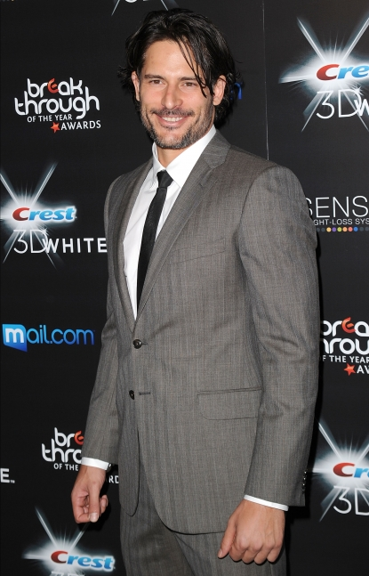 &#8220;True Blood&#8217;s&#8221; Joe Manganiello arrives at the Breakthrough Of The Year Awards at the Pacific Design Center in West Hollywood, Calif. on August 15, 2010 