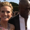 Dish Of Salt On The 2010 Emmys Red Carpet: Heidi Klum Defends 'Project Runway' - 'It's Not Trashy, It's Serious'