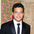 Rami Malek arrives at HBO's Annual Emmy Awards Post Award Reception at The Plaza at the Pacific Design Center in Los Angeles on August 29, 2010