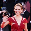 "Natalie Portman dazzles in red as she attends the Opening Ceremony and ""Black Swan"" premiere during the 67th Venice Film Festival at the Sala Grande Palazzo Del Cinema, Venice, Italy, September 1, 2010"