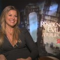 Ali Larter Talks &#8216;Resident Evil: Afterlife 3D&#8217;