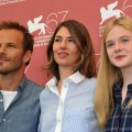 "Stephen Dorff, director Sofia Coppola and Elle Fanning attends the ""Somewhere"" photocall during the 67th Venice Film Festival at the Palazzo del Casino, Venice, Italy, September 3, 2010"