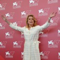 "Catherine Deneuve attends the ""Potiche"" photocall during the 67th Venice Film Festival at the Palazzo del Casino in Venice, Italy, on September 4, 2010"