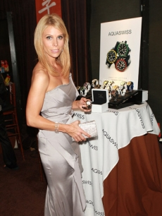 Cheryl Hines attends P.F. Chang's Home Menu Frozen Moments Gift Lounge backstage celebrating the 62nd Primetime Emmy Awards by On 3 Productions - Day 2 at Nokia Theatre L.A. Live on August 29, 2010 in Los Angele