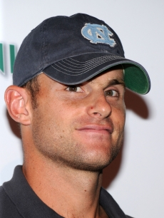 Andy Roddick attends the 2010 Taste of Tennis at the W New York, NYC, August 26, 2010