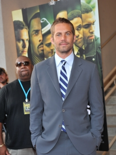 "Paul Walker attends the ""Takers"" premiere at Regal Atlantic Station in Atlanta, Georgia, on August 24, 2010"
