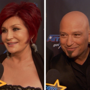 Sharon Osbourne, Nick Cannon, Howie Mandel &amp; Jerry Springer Wish David Hasselhoff &#8216;Dancing&#8217; Success