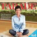 Maura Tierney as seen on the cover of Parade magazine&#8217;s September 12, 2010 issue