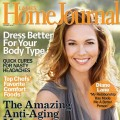 Diane Lane graces the cover of Ladies Home Journal October 2010 issue
