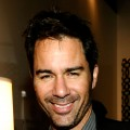 Eric McCormack attends the Mercedes-Benz Fashion Week Spring 2011 Official Coverage at Lincoln Center, NYC, on September 10, 2010