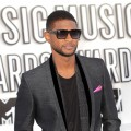 Usher arrives at the 2010 MTV Video Music Awards at NOKIA Theatre L.A. LIVE in Los Angeles on September 12, 2010