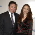 John Ritter and Amy Yasbeck attend the Friends Finding A Cure event in Los Angeles on April 14, 2003