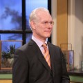 """Project Runway"" star Tim Gunn visits Access Hollywood Live on September 16, 2010"
