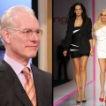 Access Hollywood Live: Tim Gunn On Lindsay Lohan As Ungaro Creative Director - &#8216;I Thought It Was A Joke&#8217;
