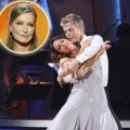Jennifer Grey and Derek Hough on the season premiere of &#8220;Dancing with the Stars&#8221; (Inset: Patrick Swayze&#8217;s widow Lisa Niemi)