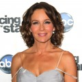 "Jennifer Grey attends the premiere of ""Dancing with the Stars"" at CBS Television City in Los Angeles on September 20, 2010"