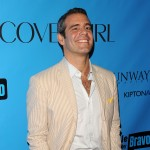 Andy Cohen attends the ICONS Exhibition To celebrate Bravo&#8217;s &#8220;Double Exposure&#8221; at The Angel Orensanz Foundation, NYC, June 16, 2010