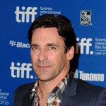 "Jon Hamm attends ""The Town"" press conference during the 2010 Toronto International Film Festival at the Hyatt Regency in Toronto, Canada, on September 10, 2010"