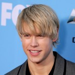 "Chord Overstreet arrives at the premiere of ""Glee"" Season 2 held at Paramount Studios on September 7, 2010 in Hollywood"