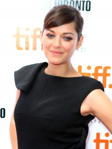 "Marion Cotillard attends the ""Little White Lies"" Premiere held at Roy Thomson Hall during the 35th Toronto International Film Festival in Toronto, Canada, on September 11, 2010"