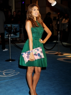 "Eva Mendes attends ""The Other Guys"" UK film premiere at the Vue Leicester Square, London, September 14, 2010"