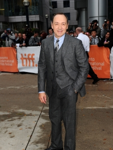 "Kevin Spacey attends the ""Casino Jack"" Premiere during the 35th Toronto International Film Festival at Roy Thomson Hall in Toronto, Canada, on September 16, 2010"