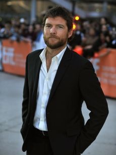 "Sam Worthington attends ""Last Night"" Premiere during the 35th Toronto International Film Festival at Roy Thomson Hall in Toronto, Canada, on September 18, 2010"