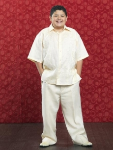 "Rico Rodriguez as Manny Delgado in ""Modern Family"" Season 2"