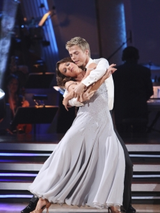 Jennifer Grey and Derek Hough 'Dancing with the Stars' Week 1