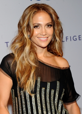 Jennifer Lopez attends the Tommy Hilfiger 25th anniversary celebration at The Metropolitan Opera House in New York City on September 12, 2010