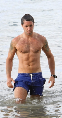 Alex O&#8217;Loughlin on &#8220;Hawaii Five-O&#8221;