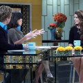 Access Hollywood Live: Katherine Schwarzenegger Says &#8216;Rock What You&#8217;ve Got&#8217;