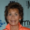 Judge Judy Sheindlin arrives to the New York Women in Communications 2007 Matrix Awards at the Waldorf Astoria in New York City on April 23, 2007