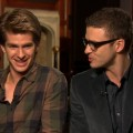 Why Was Andrew Garfield Keeping His Role As 'Spider-Man' A Secret From Justin Timberlake?