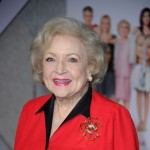 "Betty White arrives at the premiere of ""You Again"" at the El Capitan in Los Angeles on September 22, 2010"