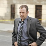 "Donnie Wahlberg as Donny, a seasoned detective, on CBS' ""Blue Bloods,"" Sept. 2010"