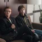 "Justin Timberalke and Jesse Eisenberg in ""The Social Network"""