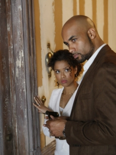 "Gugu Mbatha-Raw & Boris Kodjoe on NBC's ""Undercovers"""