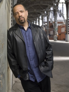 "Ice-T as Det. Odafin ""Fin"" Tutuola on ""Law & Order: SVU,"" NBC, 2010"