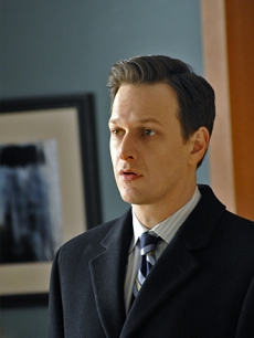 "Josh Charles as Will on ""The Good Wife,"" CBS, 2010"