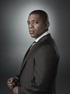 "Mekhi Phifer as Agent Ben Reynolds in ""Lie To Me,"" FOX, 2010"